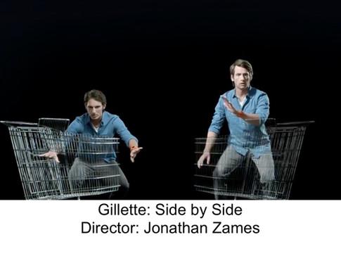 Gillette: Side by Side