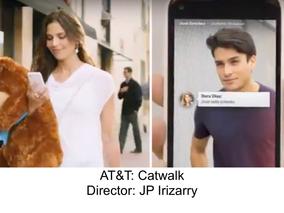 AT&T: Catwalk