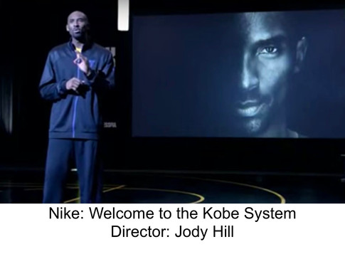 Nike: Welcome to the Kobe System