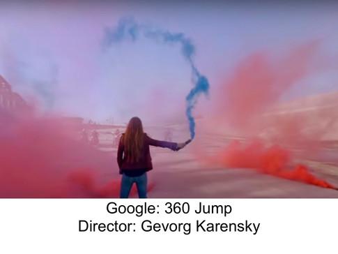 Google: 360 Jump