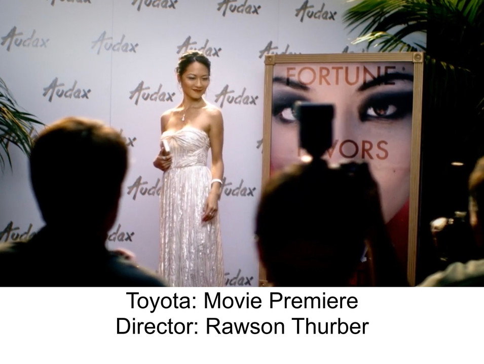 Toyota: Movie Premiere