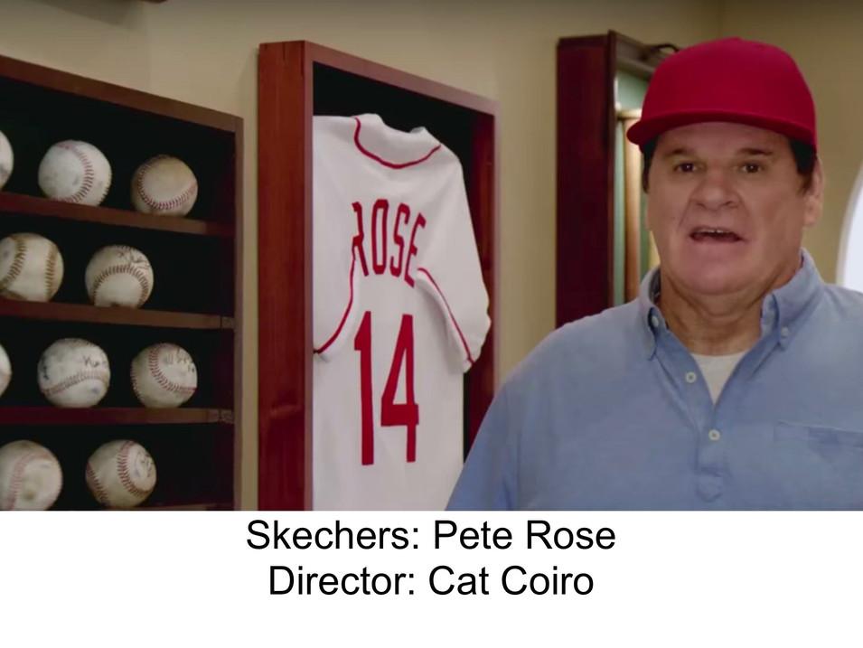 Skechers: Pete Rose