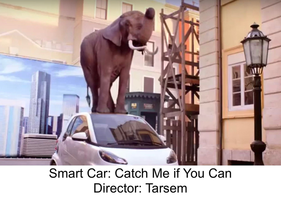 Smart Car: Catch Me if You Can