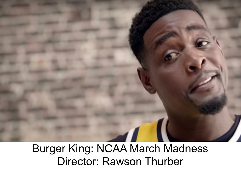 Burger King: NCAA March Madness