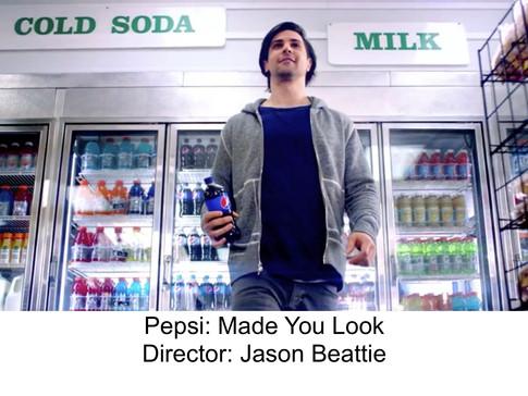 Pepsi: Made You Look