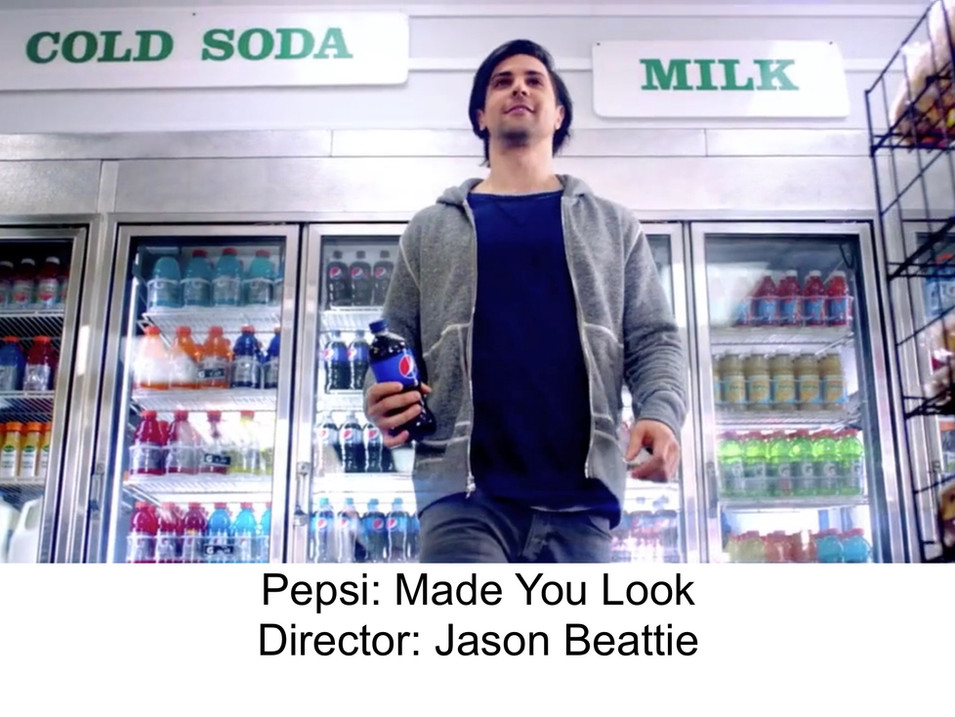 Pepsi: Made You Look