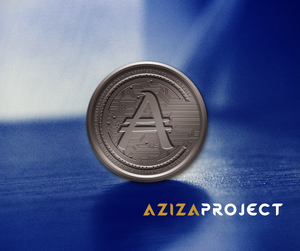 aziza coin asset backed security token cryptocurrency ico sto