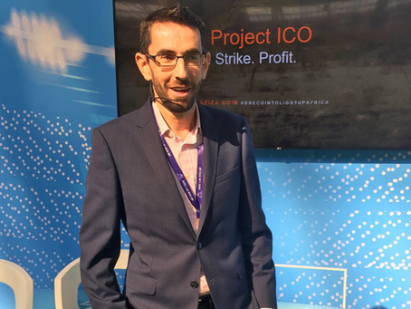 Aziza Project tells London Blockchain Live conference of ambition to 'light up Africa'