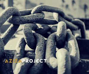 blockchain aziza coin ico asset backed crypto