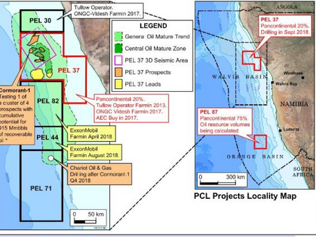 NEWS: New round of wildcat wells forecast as Namibia gears up for exploration revival