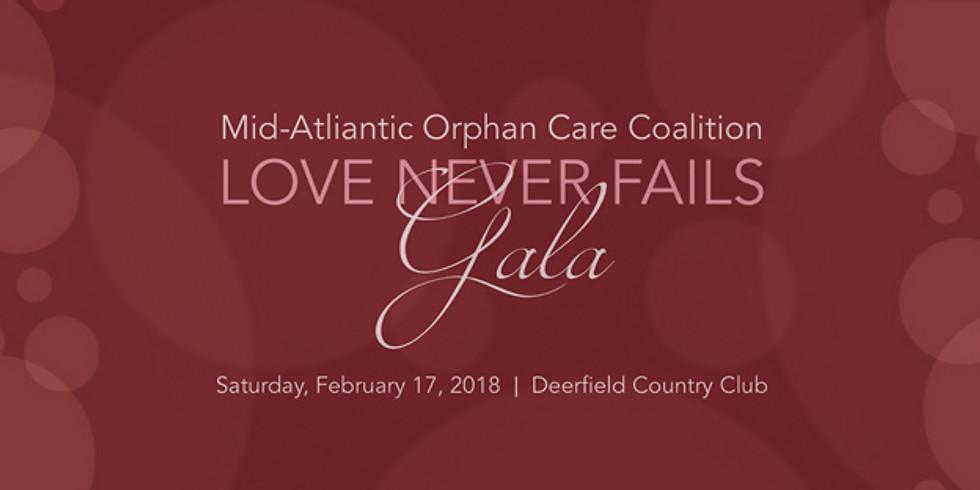 Love Never Fails Gala