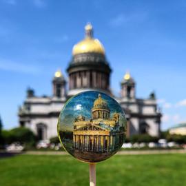 Прекрасный сувенир из Петербурга