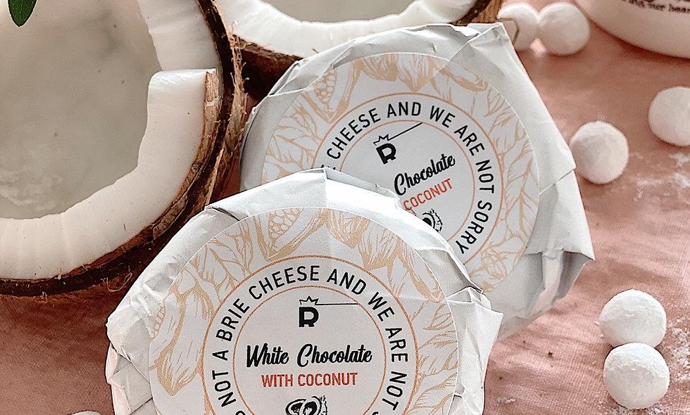 Сыр из кокосового шоколада