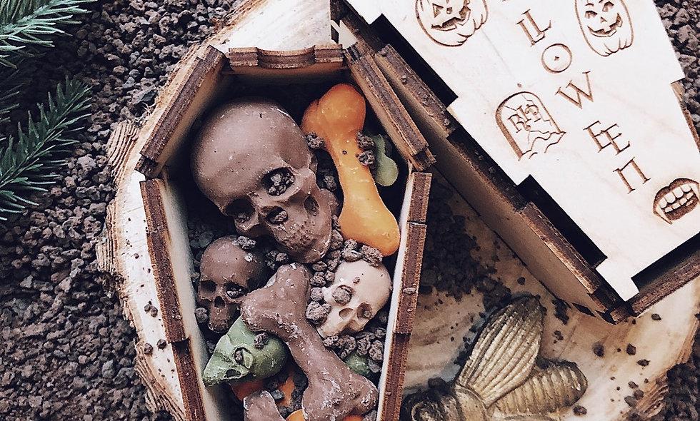 Набор «Очаровательный гроб»
