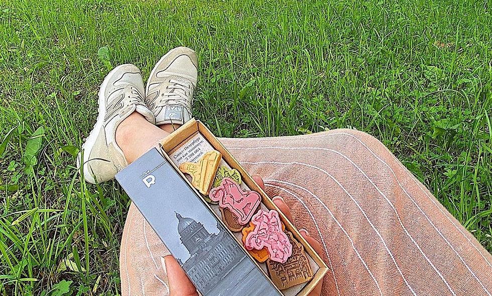Шоколадный Петербург мини