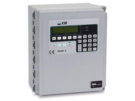 Meet Weigh II, indicador de peso con pantalla para múltiples silos