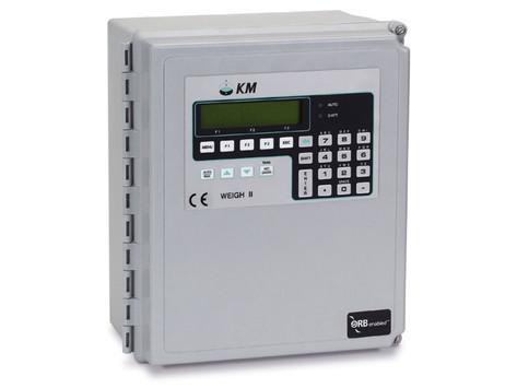 Conheça o Weigh II, indicador de peso com display para múltiplos silos