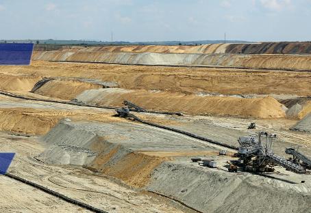 Contatores para Mineração