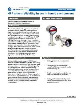 mpf resolve problemas de confiabilidade.