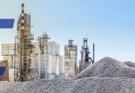 Contatores para Indústria do Cimento