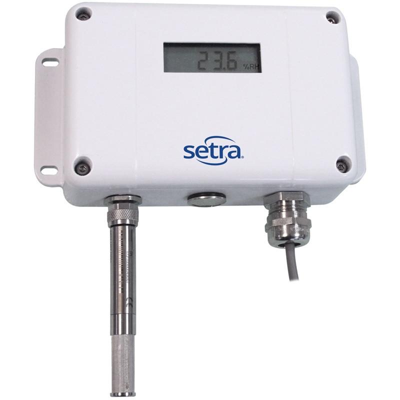 Transmissor de Pressao e Humidade SRH400