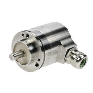 encoder oleo gas
