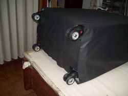 Capa para maleta