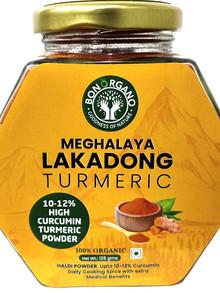 Lakadong Turmeric