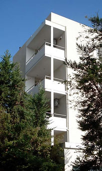 Apartment Building-Metamorfosi-Athens, Greece