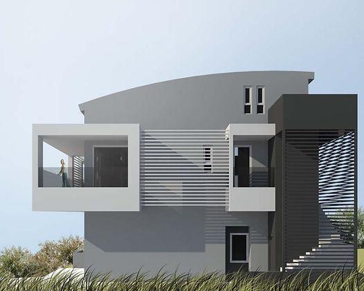 Papagou House Extension