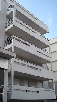 Apartment Building-Athens, Greece