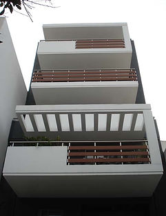 Apartment Building-N. Ionia-Athens, Greece
