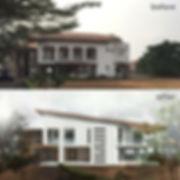 Exterior Revamp Project in Nigeria