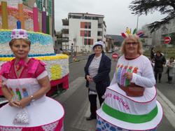 Carnaval 2015 gâteau anniversaire