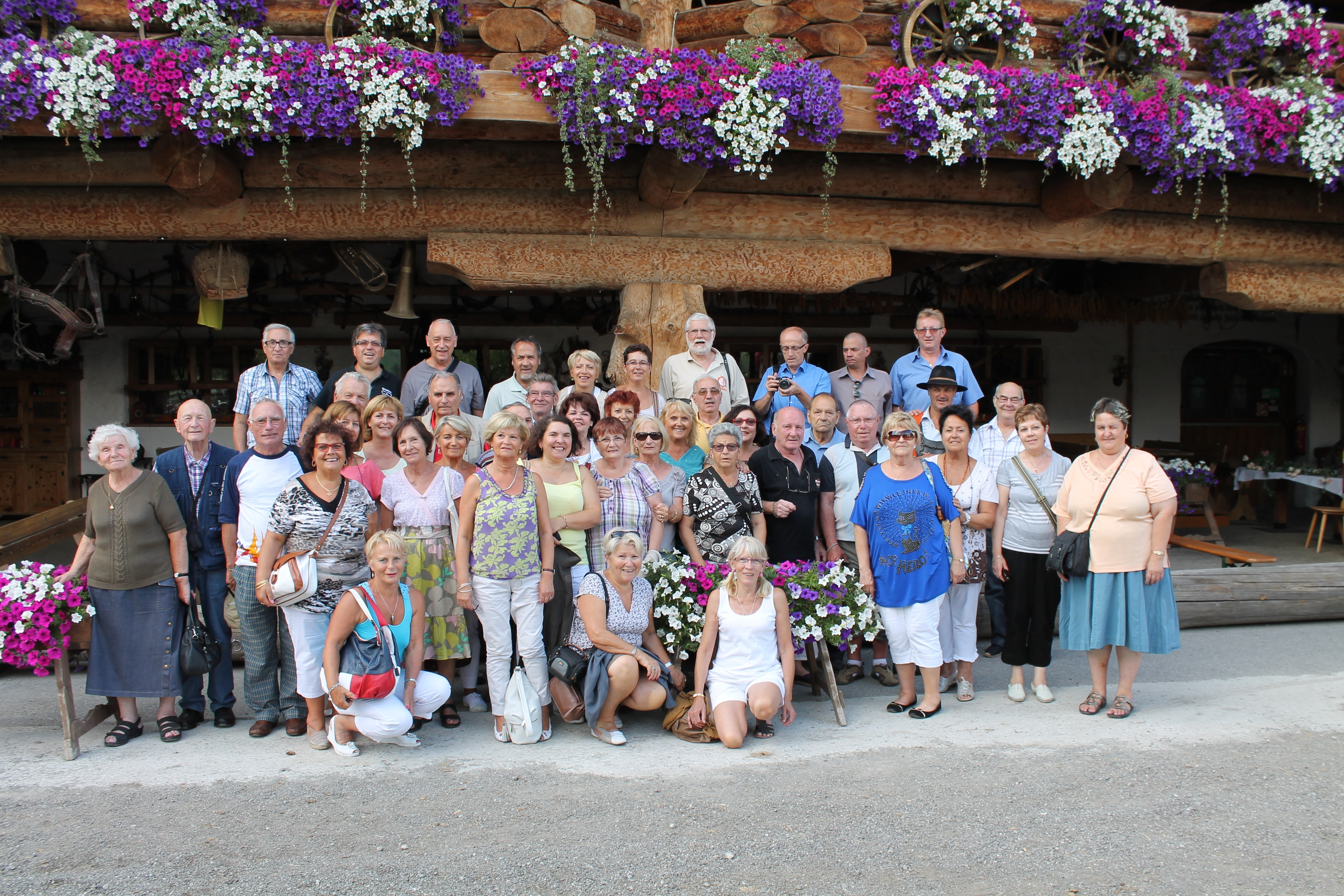 voyage Innsbruck 2013