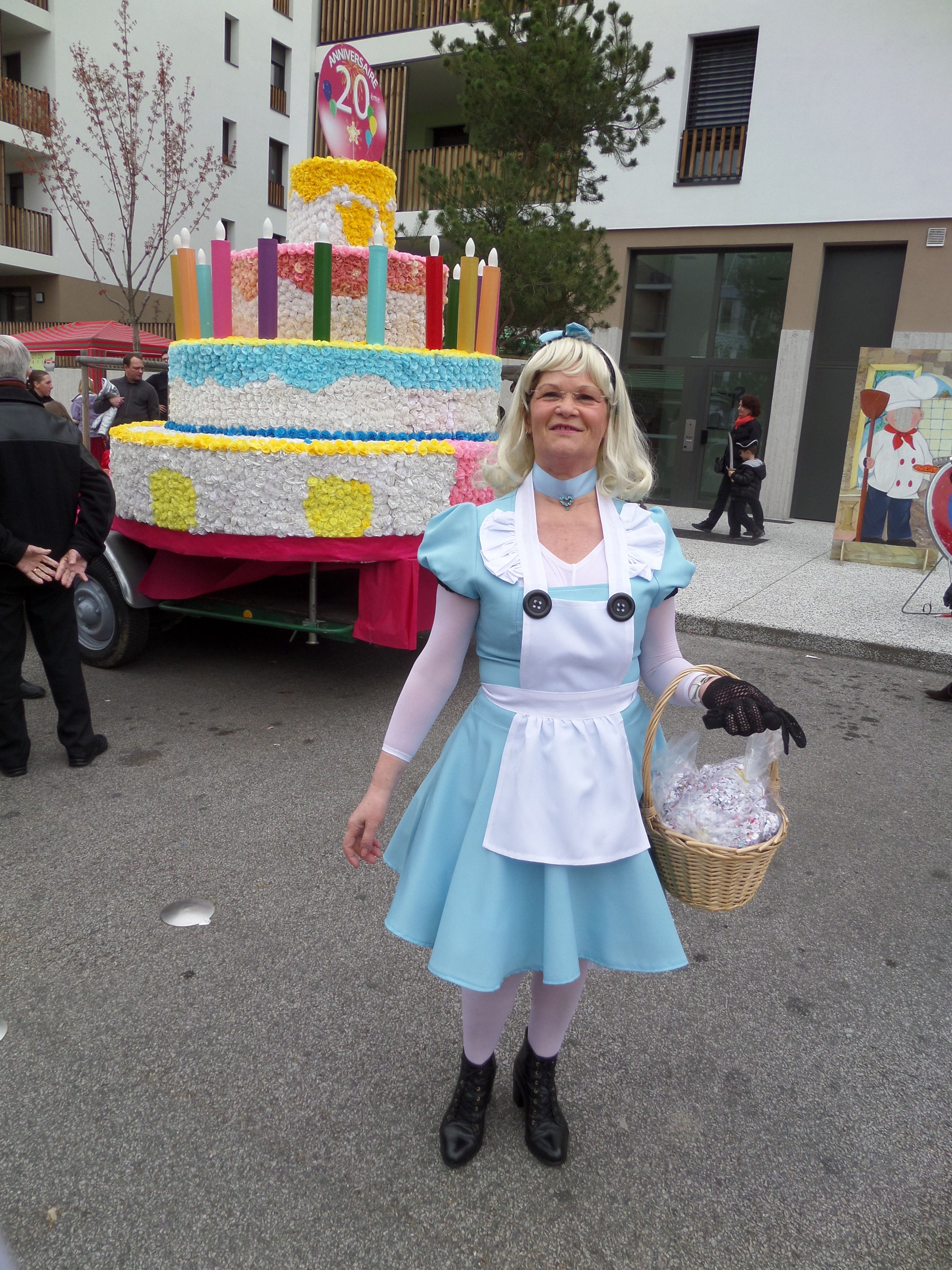 Caranaval 2015 Alice