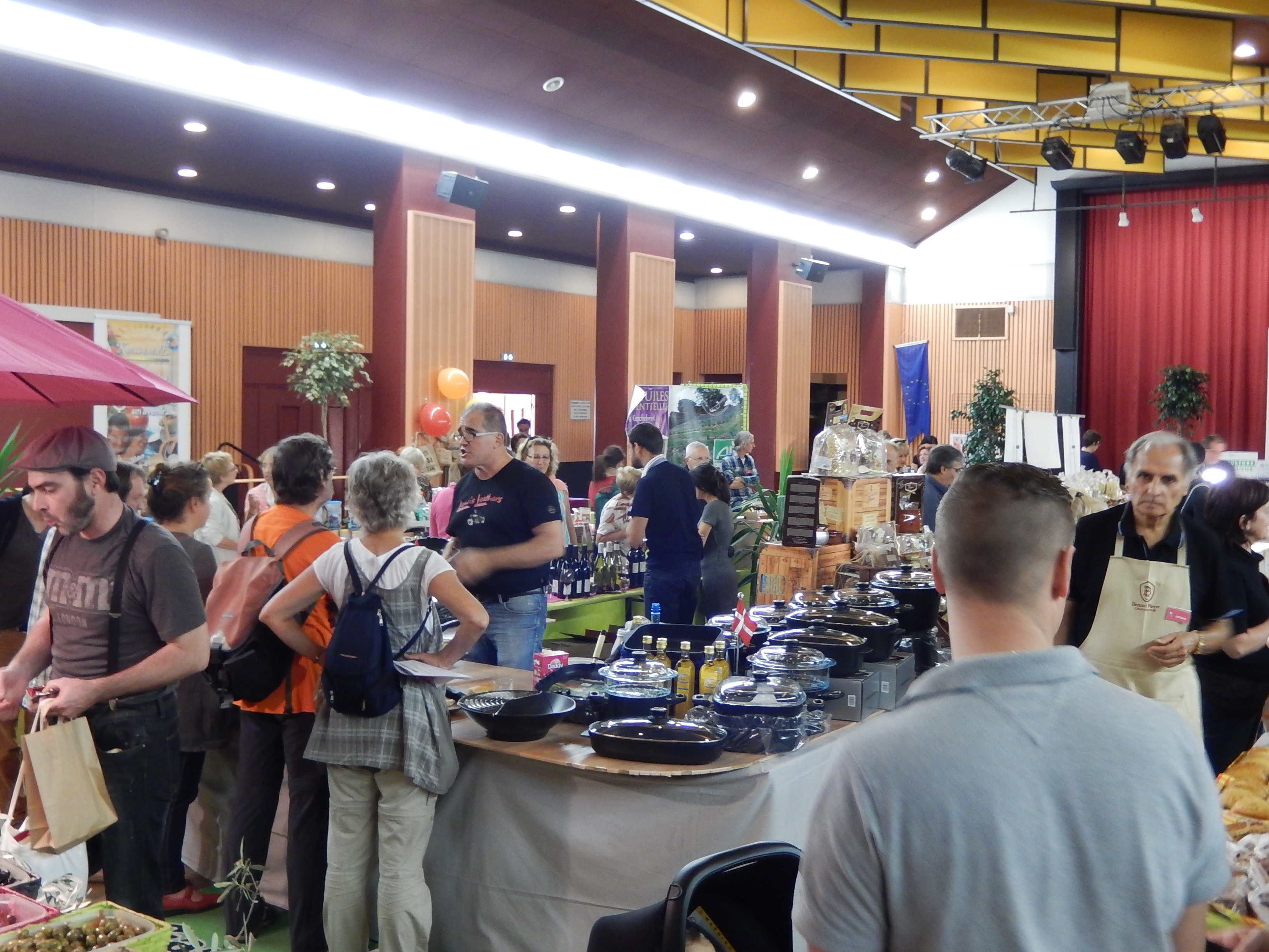Salon du naturel au bio 2014
