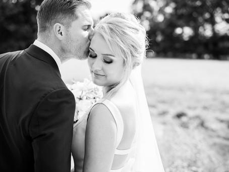 The Wedding of Aimee & Chris @ St Tewdrics House