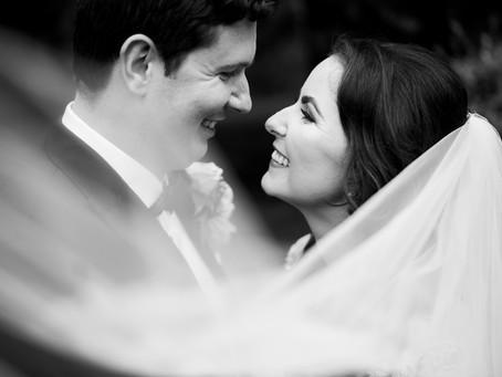 The Wedding of Kate & Matthew @ Fairyhill