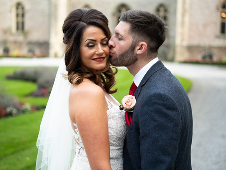 The Wedding of Liza & Niall @ Clearwell Castle