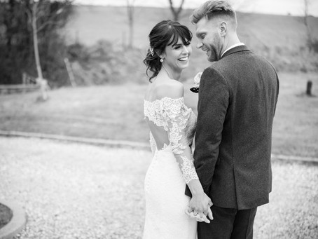 The Wedding of Laura & Dan @ Rosedew Farm, Llantwit Major