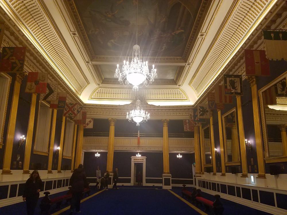 St. Patrick's Hall