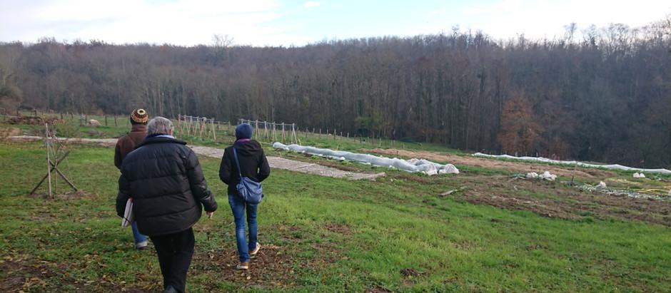 Les fermes de Montseveroux... A quoi ressemblent-elles ?