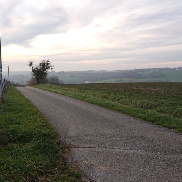 Une photographie de Montseveroux.