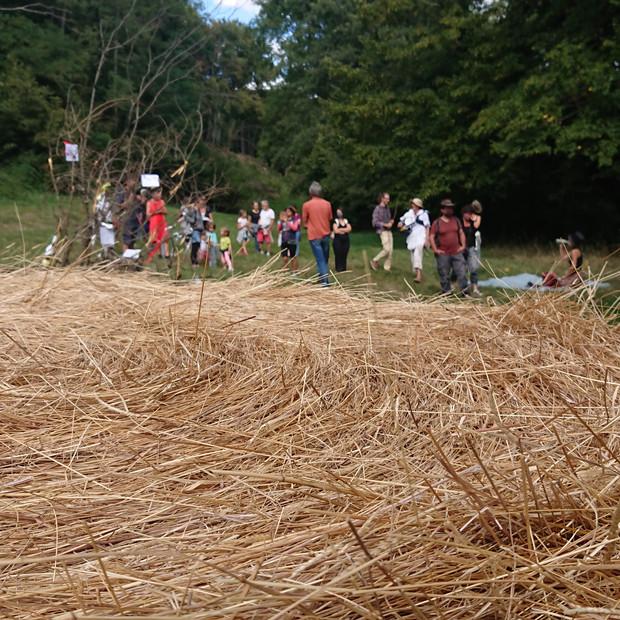 Une photographie des participants à l'atelier du 6 septembre.