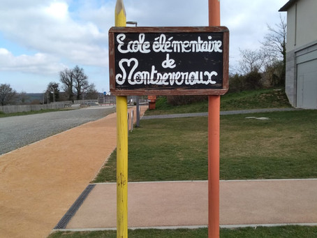 Les ateliers avec les enfants de Montseveroux (partie I/III)