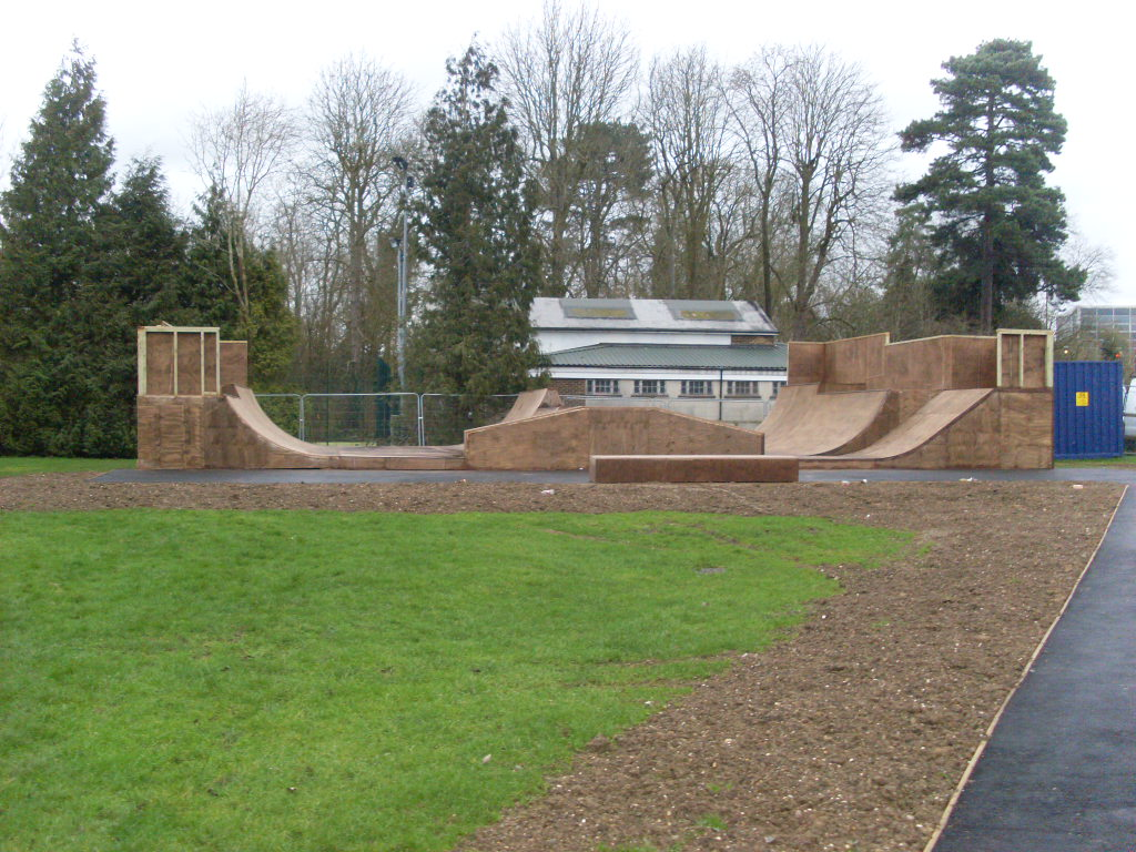 Battlebridge Skatepark