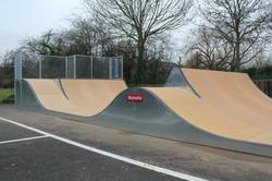 Mini Ramp Complex