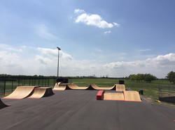 Canvey Island Skate Park 1