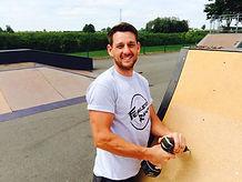 skate ramp repair
